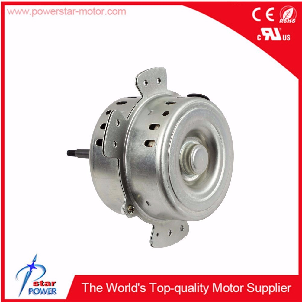 low noise outdoor air conditioner fan motor