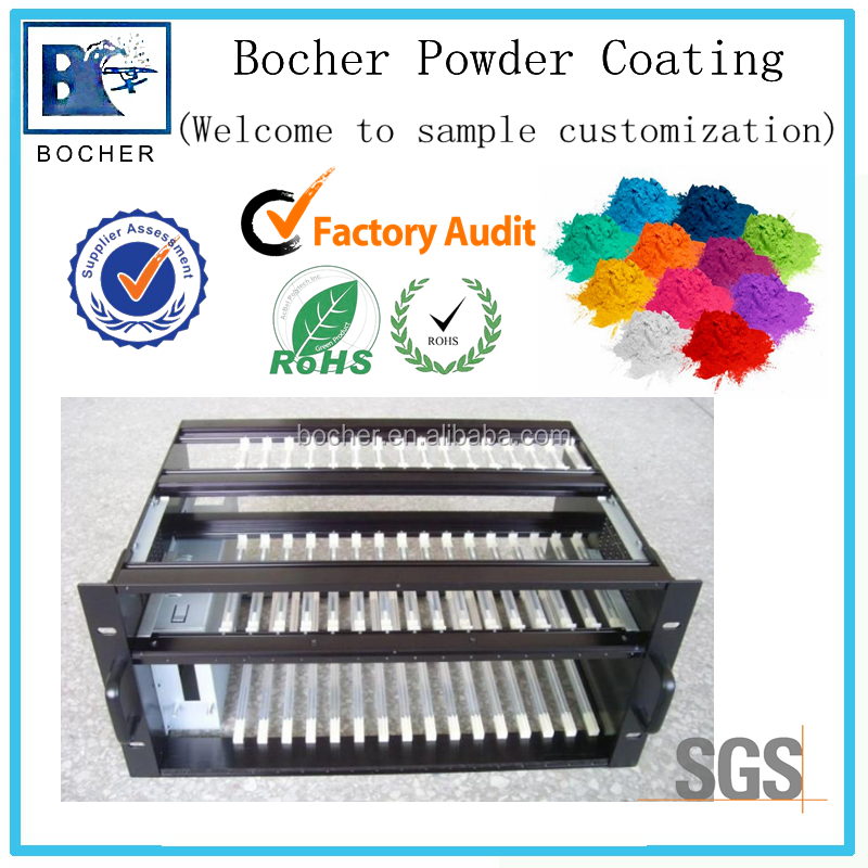 RAL color factory price high temperature resisting epoxy powder coating for metal object
