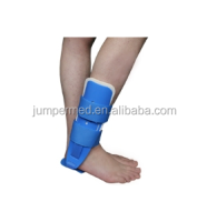 Orthopedic Rehabilization Foam Plastic Ankle Stirrup Brace Support/Ankle Support Brace
