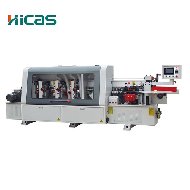 2300kgs Pvc Mdf Edge Banding Machine