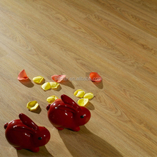 Super Wear Resistant Waterproof Pvc Commercial Flooring With UV Coating