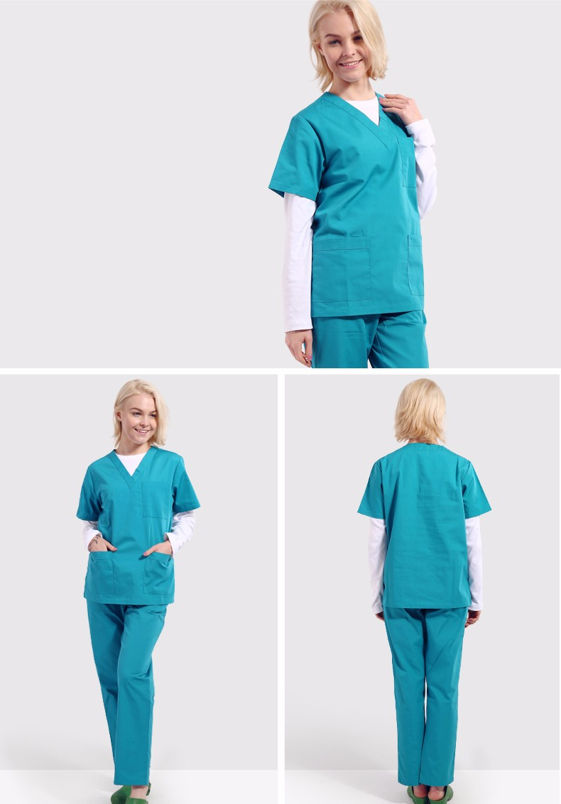 New Medical Scrub Suits