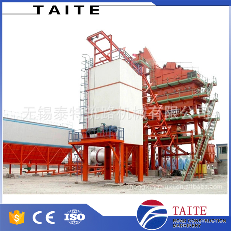Manufacturer asphalt emulsion plant for road construction