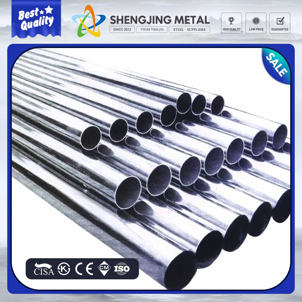 China manufacturer wholesale stainless steel pipe dimensions schedule 40