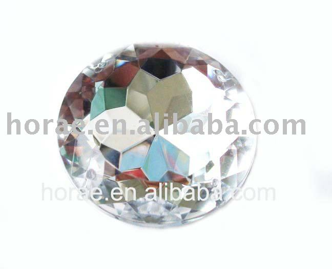fashion acrylic crystal beads