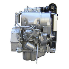 2 cylinder in line Deutz F2L912D diesel engine generator set