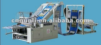 Full-automatic PP woven sack cold Cutting Machine
