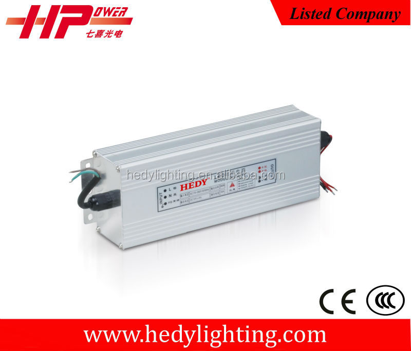 Constant voltage single output cctv switching power supply aluminum case smart led driver 8.5a 200w 220v switching 24v