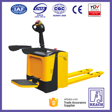 2 Tons Warehouse Mini Electric Power Pallet Jack Pallet Truck
