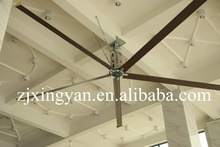 CE 4.9m HVLS Ventilation Motor Large Industrial Energy Saving Ceiling fan in Peru