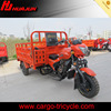 250cc motorized big wheel tricycle/three wheel cargo motorcycles