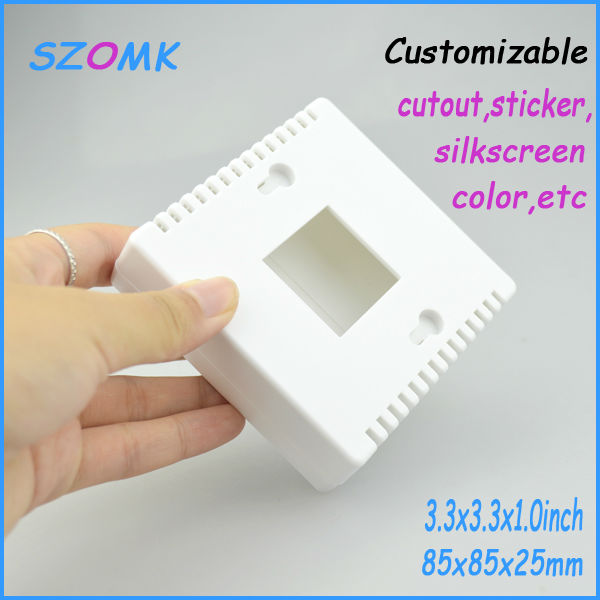 85x85x25 mm GUANGDONG small plastic enclosure electronic