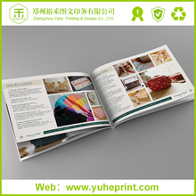 Cheap price offset printing product catalog A4 art paper customized design bulk catalog