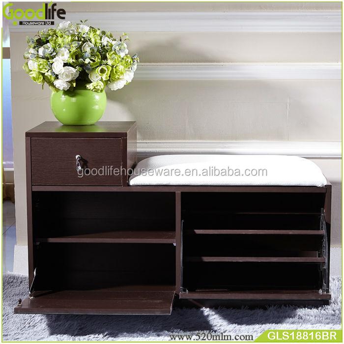 GLS18816wooden shoe cabinet