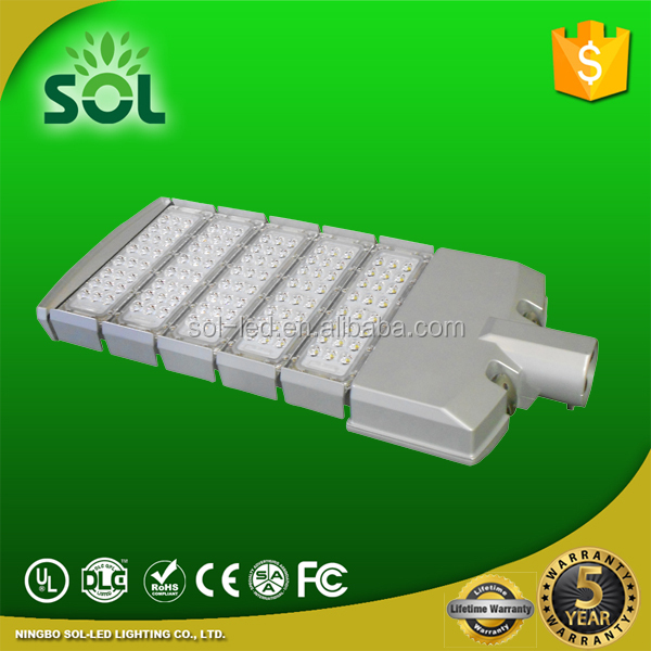 best price of high power solar LED Street Light 60W 90W 120W 150W 180W street lighting with CE RoHS 5 Years Warranty
