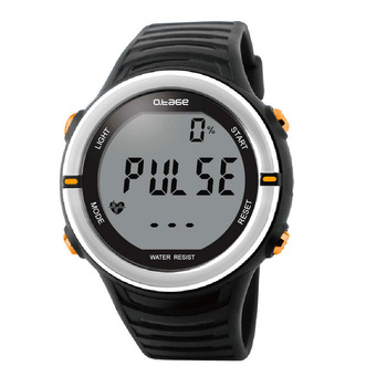 made in china sports watch with heart rate monitor digital waterproof watch
