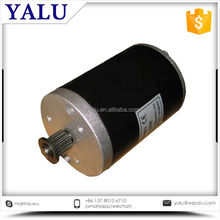 Bottom price first grade MY6812 scooter dc motor for Balance car