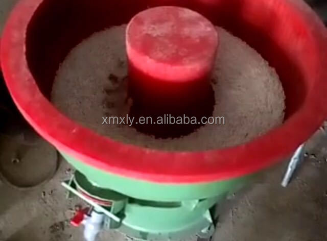 Pebble Stone Polishing Machine