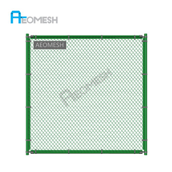 AEOFENCE Farm Fencing Chain Link Fence cyclone wire fence Rhombus Wire Mesh