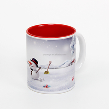 11oz inside colors sublimation mug blanks