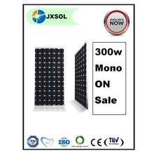 China factory monocrystal silicon 300w solar panel price