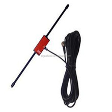 Factory price Car VHF-H/UHF Digital TV Active antenna Booster Aerial