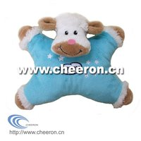 Cow Shape Toy Pillow