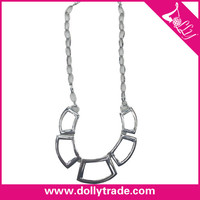 wholesale simple design women necklace jewelry