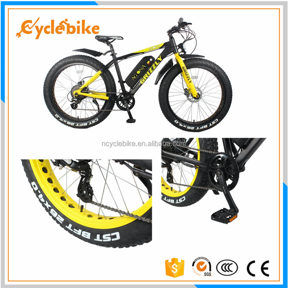 New model cheap dic brake 500w electric bike fat e bike