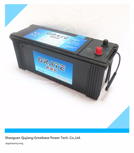 heavy duty truck battery manufacturer maintenance free tractor battery 12v 110ah japan car battry