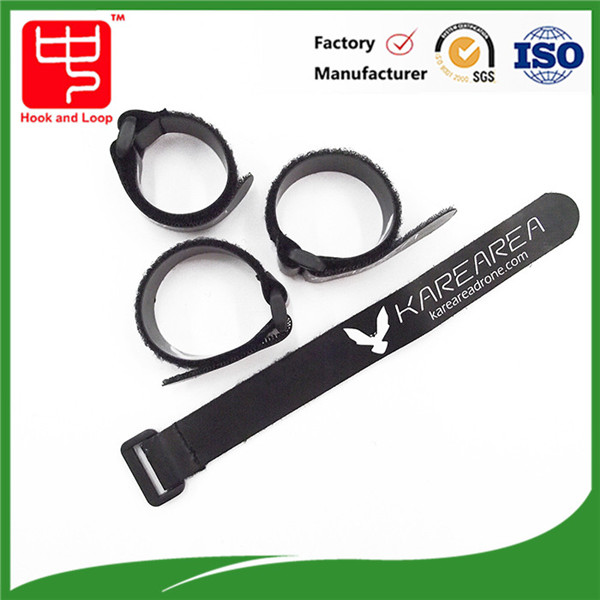 non slip battery strap hook and loop battery strap with custom logo