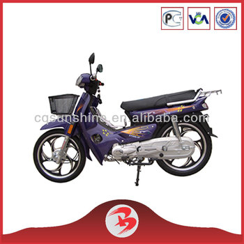 2014 SX110-9 Cheap Popular 110CC Cub Motorcycle