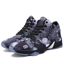 low price famoul brand mens canvas outdoor professional basketball sport shoes