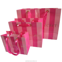 2016 deluxe brand gift paper bag