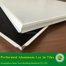 Aluminum Lay In Tiles High Quality Aluminum Ceiling Tiles Aluminum Tiles Perforated