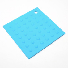 Household Kitchen Silicone Mat Pad Non-slip Heat Resistant Rubber Hot Pads Place Table Mats