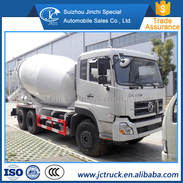 Dongfeng 8 cubic meters concrete mixer truck for sale, concrete mixer truck dimensions, concrete mixer truck price