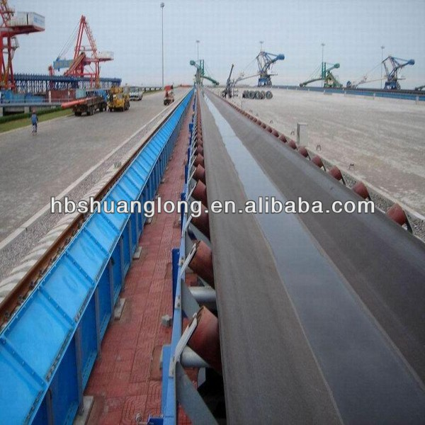 polyester/EP315/3 conveyor belt/extended transportation conveyor belt
