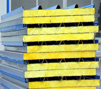 insulation materials foam rockwool sandwich wall panel
