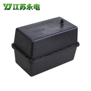 High quality cheap hot sell sale dual / aluminum / 26650 battery box with Patented