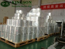 POF shrink film / thermo shrinkable polyolefin for food packing