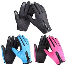 Winter Brand Women Men M L XL Gloves Snowboard Gloves Motorcycle Riding Waterproof Snow Windstopper Camping Leisure Mittens