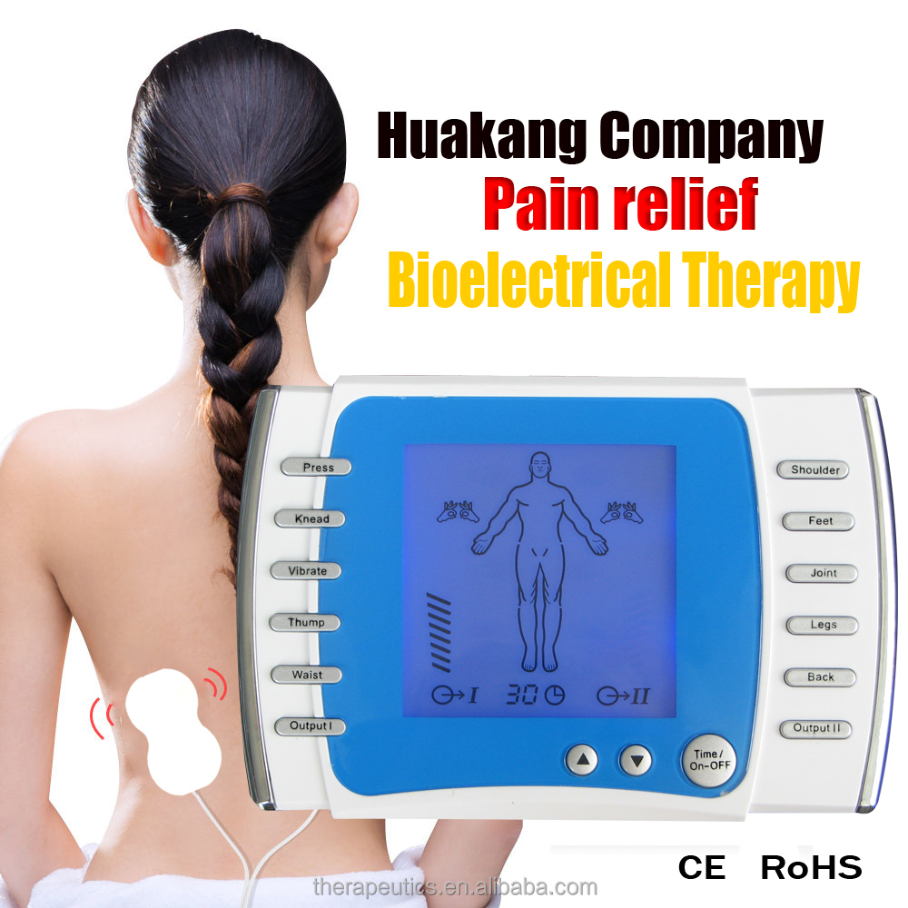 TENS Infrared Electrocial Foot Massage Machine /Electronic Pulse Tens Unit Foot Massage