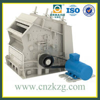 stone crusher CHINA manufacturer&supplier PF Impact Crusher Series PF-1210 stone crushing plant