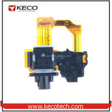 Headphone Jack Audio Flex Cable For Sony Xperia Z1 L39h C6902, For Sony Xperia Z1 Earphone Audio Jack Flex Ribbon