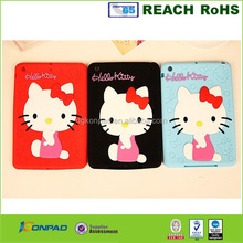 Animal pattern in tablet case back for ipad mini case,for ipad hello kitty silicone case