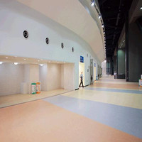 anti slip and waterproof pvc rolls linoleum floor pvc vinyl sheet