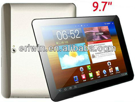 ZX-MD9709 2013 newest! china 9.7 inch dual core rockchip rk3066 cortex-a9 1.6ghz tablet with replacement tablet battery