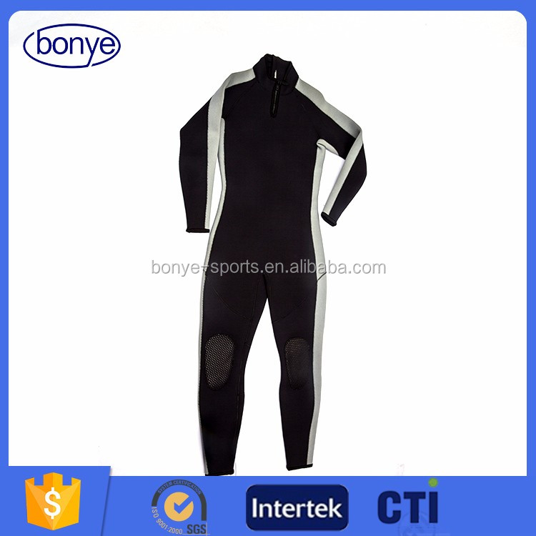 OEM Waterproof 3.5Mm Neoprene Wetsuits Man Diving Fishing Wetsuit