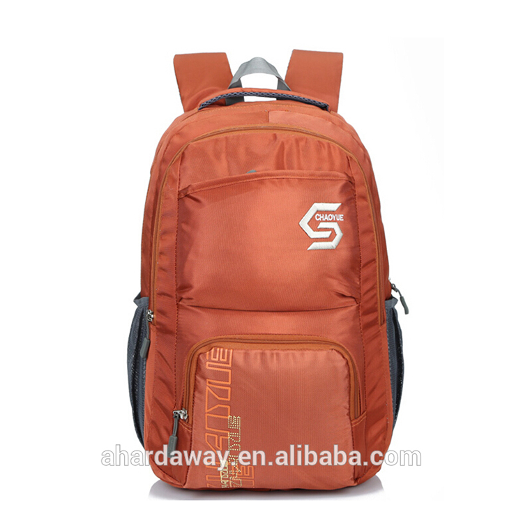 Export high capacity practical school bag backpack